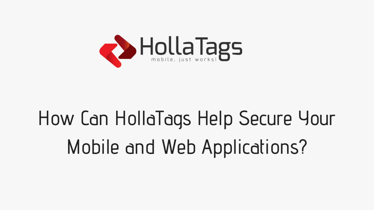 secure applications with mobile banner