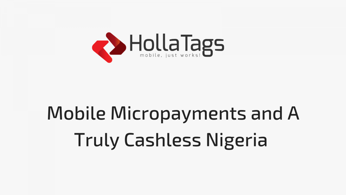 HollaTags blog banner micropayments mobile