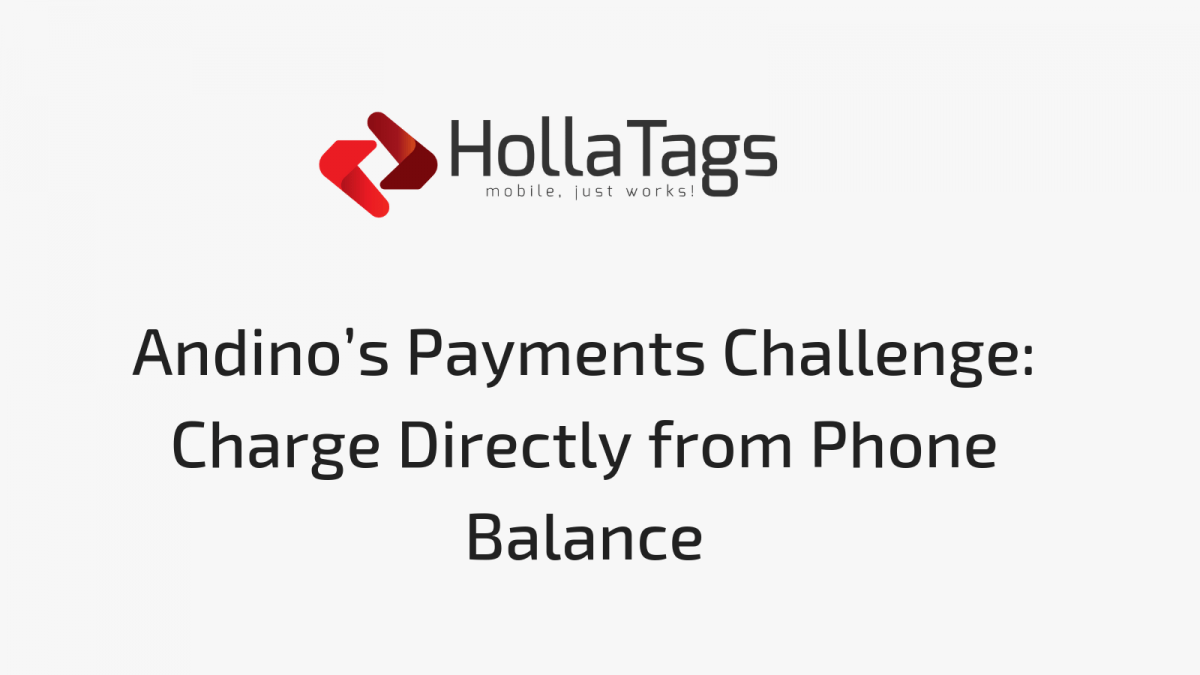 HollaTags, Carrier Billing Nigeria
